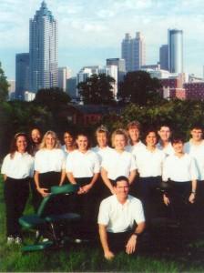 Stress Recess Atlanta Chair Massage Team